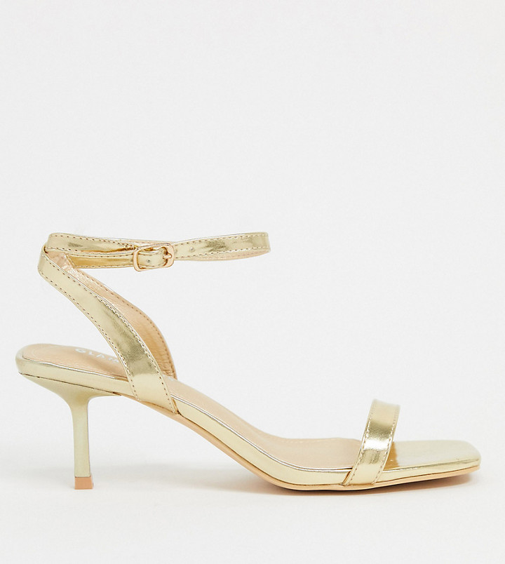 Wide Fit Heels   Shop the world's
