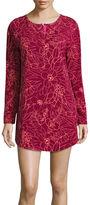 Liz Claiborne Long Sleeve Nightshirt