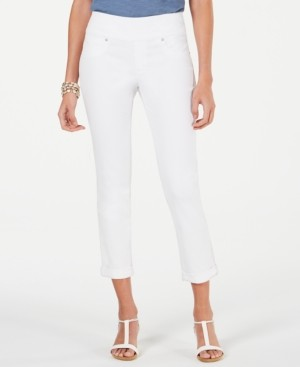 Style&Co. Style & Co Pull On Boyfriend Jeans, Created for Macy's