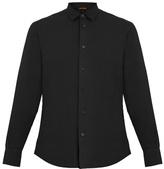 BARENA VENEZIA Single-cuff oxford-cotton shirt