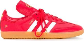 adidas Samba Leather Trainers