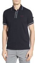Ted Baker Men's Playgo Piped Trim Golf Polo