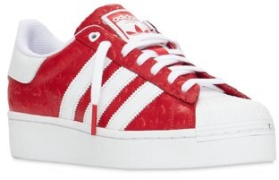 Thumbnail for your product : adidas Valentines Superstar Bold Sneakers