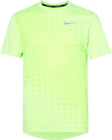 Nike Running - Zonal Cooling Relay Dri-fit Mesh T-shirt