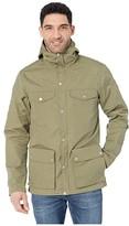 Fjallraven Greenland Jacket (Green) Men's Coat