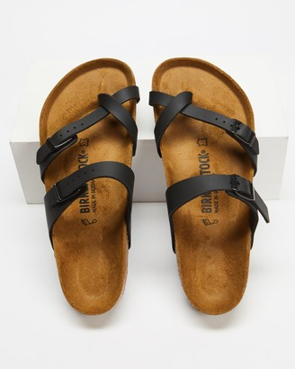Birkenstock Womens Mayari Birko-Flor Regular Sandals