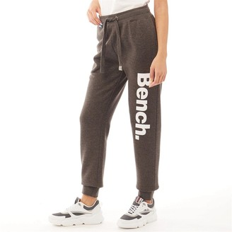 Bench Womens Shelby Joggers Charcoal Marl