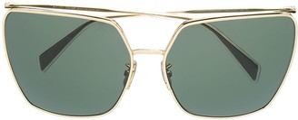 Celine Square Frame Sunglasses