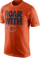 Nike Men's Chicago Bears Team Spirit T-Shirt