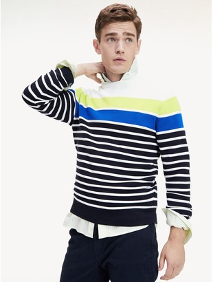 Tommy Hilfiger Nautical Stripe Sweater