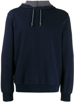 Brunello Cucinelli Relaxed Hoodie
