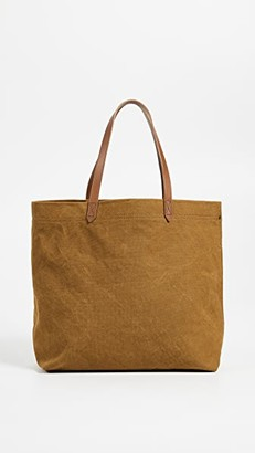 Madewell Heavy Canvas Transport Tote Bag