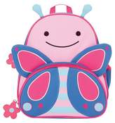 "Skip Hop SkipHop 11"" Zoopack Butterfly Kids Backpack - Pink"