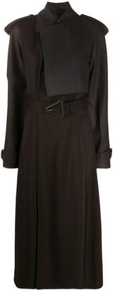 Bottega Veneta Convertible Layered Coat