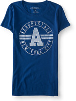 Aeropostale Circle A Graphic T