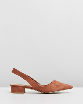 Therapy Audrey Slingback Heels
