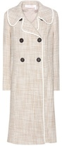 See by Chloe Tweed coat