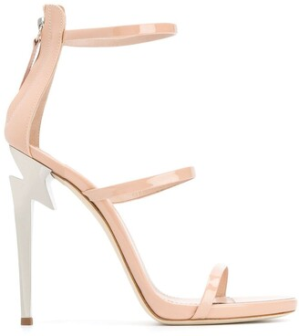 Giuseppe Zanotti G-heel sandals