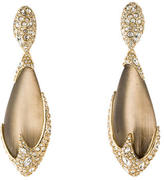 Alexis Bittar Crystal & Lucite Drop Earrings