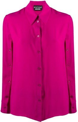 Boutique Moschino Buttoned-Sleeve Shirt