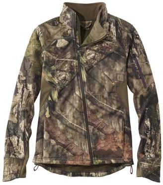 L.L. Bean Women's Ridge Runner Soft-Shell Jacket, Camo
