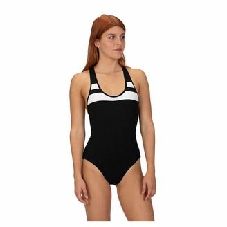Hurley Women's W Block Party One Piece Bikini Top