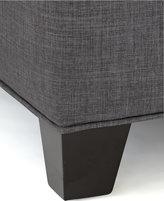 Harper Fabric 6-Piece Modular Sectional Sofa with Ottoman