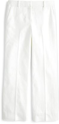 J.Crew Peyton Linen Blend Wide Leg Pants