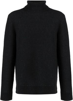 Ermenegildo Zegna Roll-Neck Wool Jumper