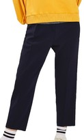 Topshop Petite Women's Rita Rivet Peg Trousers