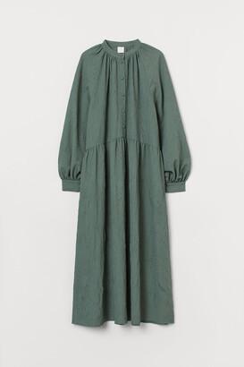H&M Button-top Dress
