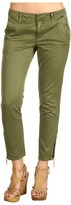 Juicy Couture Military Twill Pant (Violane) - Apparel