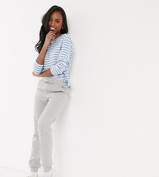 New Look Tall slim leg jogger in grey