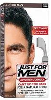 Just For Men AutoStop Men's Hair Color, Real Black