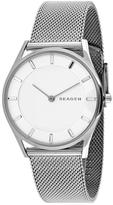 Skagen Holst Collection SKW2342 Women's Stainless Steel Watch with Crystal Accents