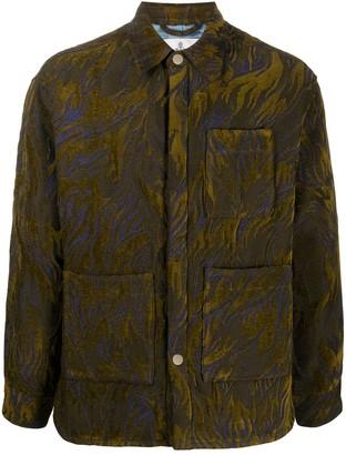 Vivienne Westwood Jacquard Shirt Jacket