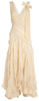 Zimmermann Charm Star Maxi Dress