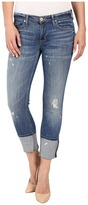 Hudson Muse Crop w/ 5 Cuff in Indie Women's Jeans