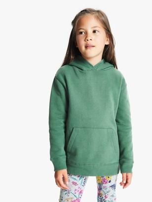 John Lewis & Partners Children's Pull On Hoodie