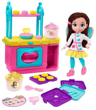Fisher-Price Butterbean's Cafe Magical Bake & Display Oven Play Set
