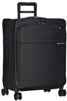 Briggs & Riley Men's 'Baseline' Medium Expandable Rolling Packing Case - Black