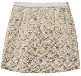 Kenzo 3-6Y Baila Texture Skirt