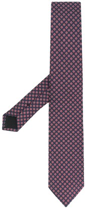BOSS Patterned Scarf