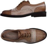 Maria Cristina Lace-up shoes
