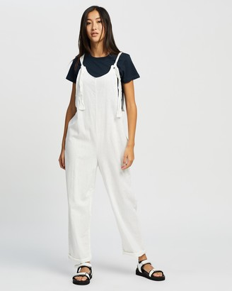 Cotton On Woven Ines Strappy Jumpsuit