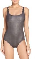 Pilyq Women's Reversible One-Piece Swimsuit