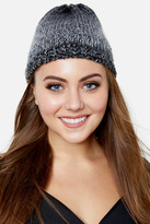 Fashion to Figure Infinity Ombre Floppy Beanie