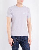 Kenzo Logo-print Pure-cotton T-shirt