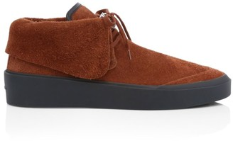 Fear Of God Suede Chukka Boots