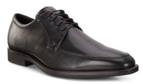 Ecco Men's Calcan Apron Toe Tie Oxford Men's Shoes